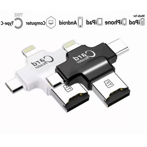 SD USB for Android iPad iPhone