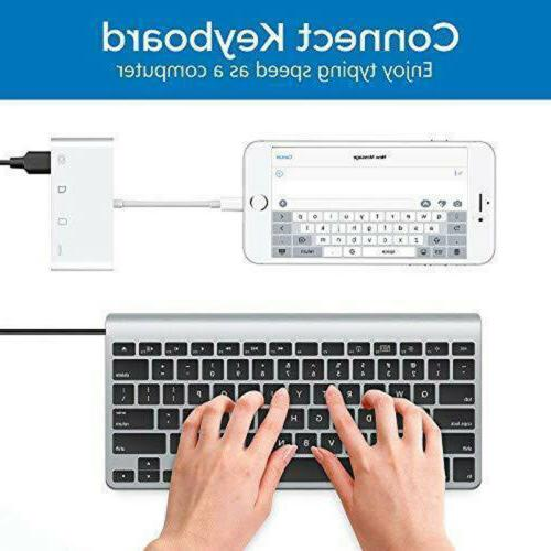For X 8 7 iPad 4in1 Reader USB US