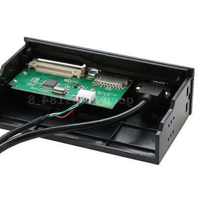 """5.25""""inch Card Media Dashboard Front Panel USB MS TF"""