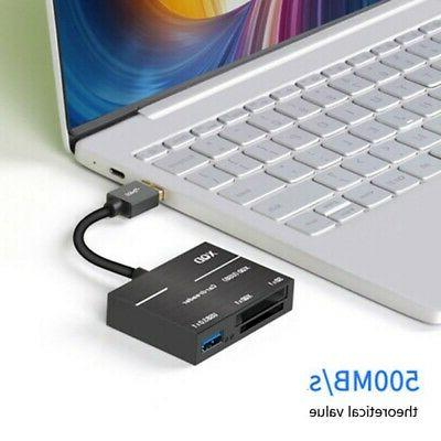 3in1 sd1 card reader usb 3 0