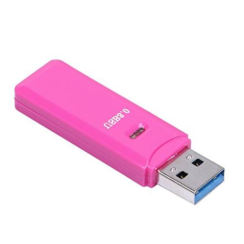 Alloet Card Reader USB 3.0 Micro Card Adapter with High 5GBPS Data Transmission