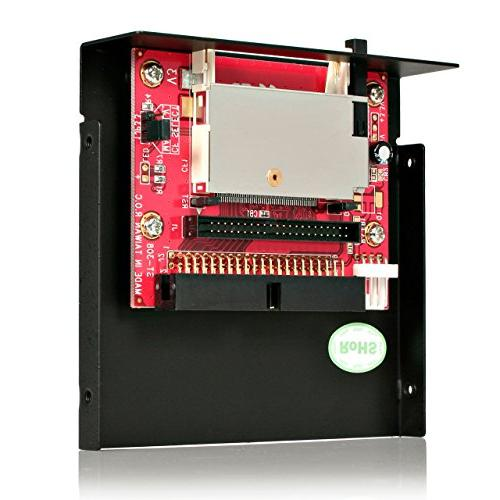 CF adapter card 3.5in drive IDE - - solid state SSD