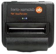 Datamax 200362-100 MF4TE Model Mobile Printer with 2 Batteri