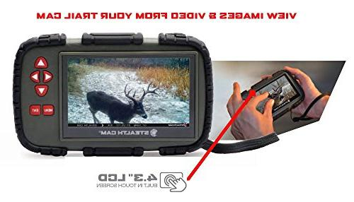 Stealth Cam SD Reader 4.3""
