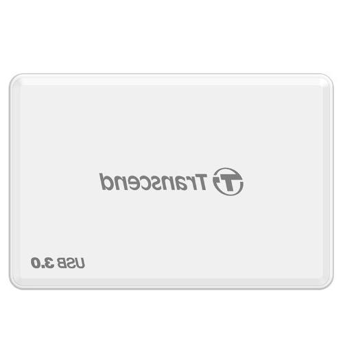 Transcend Speed Multi-Card Reader for SD/SDHC/SDXC/MS/CF
