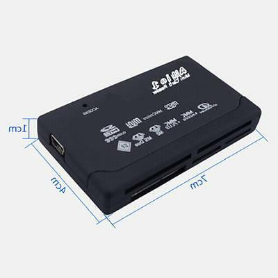 all in one 1 memory card reader