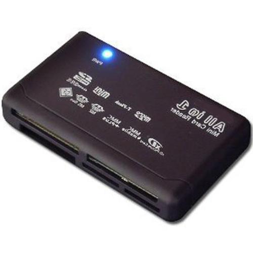 All in One 1 Memory Card Reader USB External SD M2 XD MS