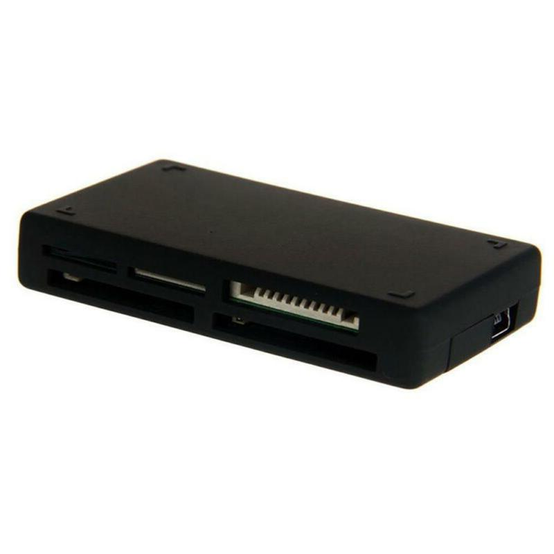 All In One Card Reader SD SDHC M2 MMC MS