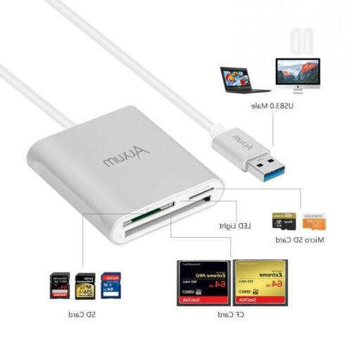 Alxum Cable USB Memory Card
