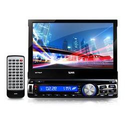 7-inch Bluetooth and GPS Navigation Headunit Receiver with B