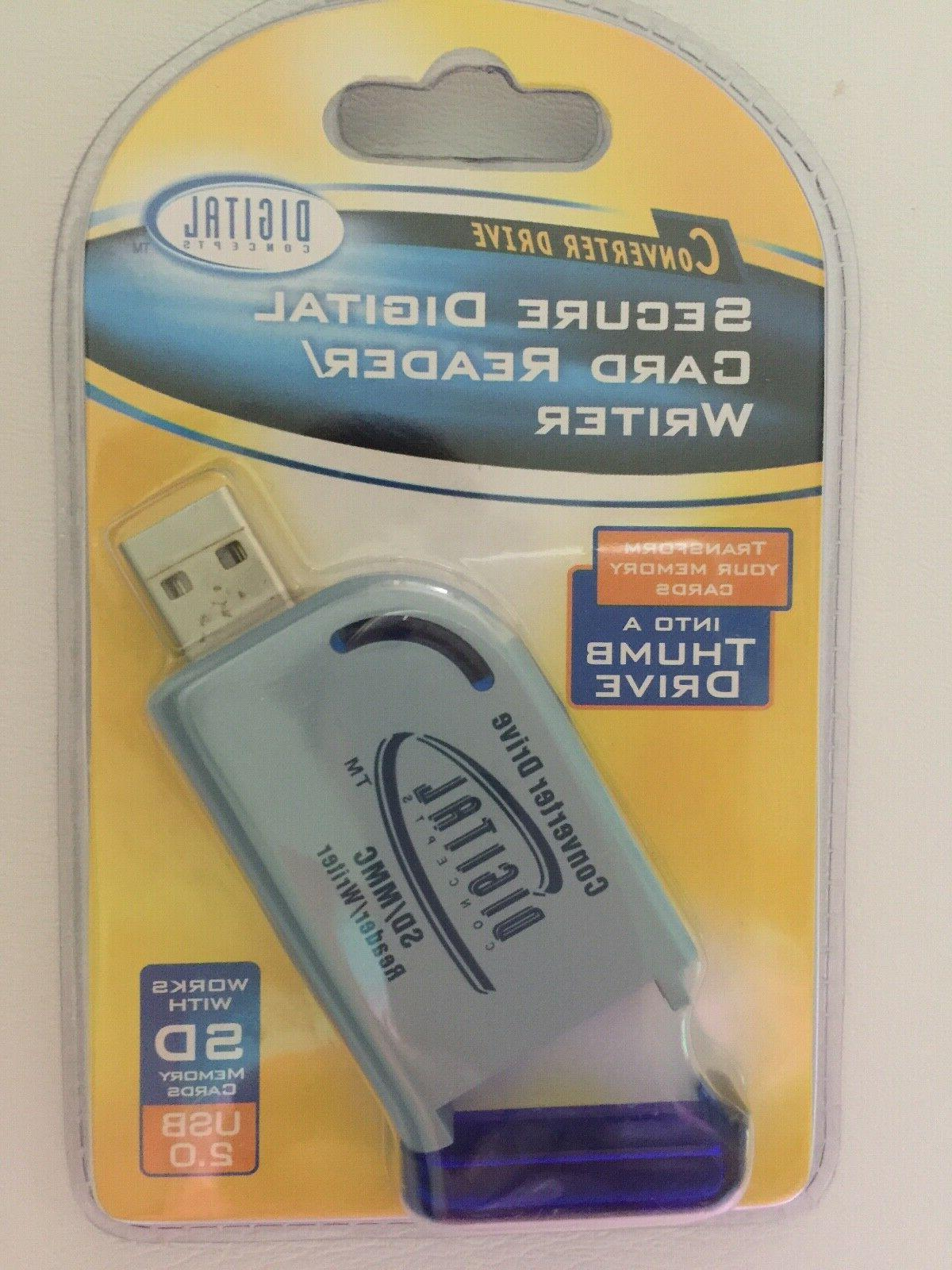 brand new in package secure card reader