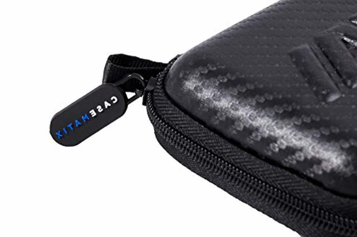 CASEMATIX, Portable Credit Card Reader Compatible With