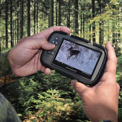 Stealth LCD Screen Game Photo Viewer & Reader for Hunting
