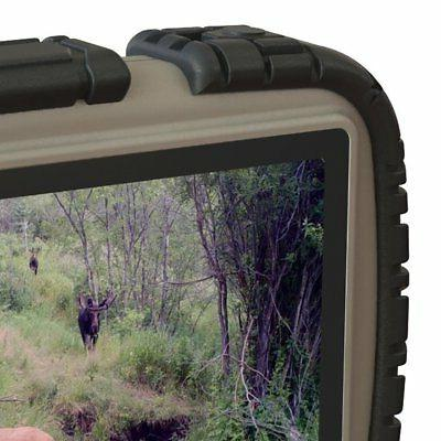 Stealth CRV43 LCD Screen Viewer & SD Reader for Hunting