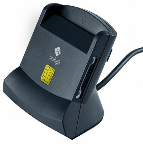 DigiScan COMMON ACCESS CARD ALL-IN-1 USB SMART READER DS-C30