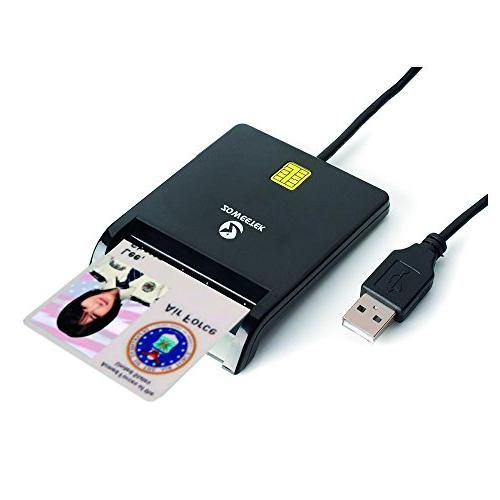 Zoweetek DOD Common Access Card Windows, Mac and Linux