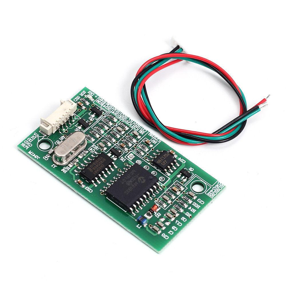 Dual Frequency Reader RFID Wireless Module UART