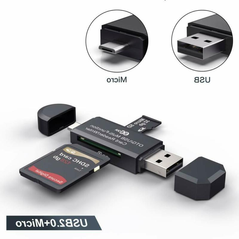 Easy in 3 Type C Micro USB Flash Memory