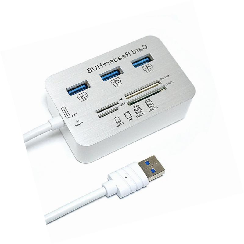 ercrysto usb3 0 card reader and 3