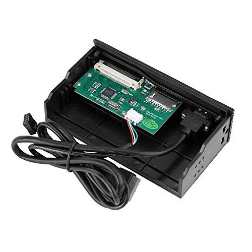 """fosa PC Internal Multi-Function 3.0 Port SD MS Card Computer, Fits any 5.25"""" Front Bay"""