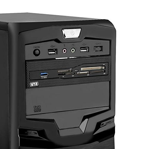 fosa PC Internal Multi-Function USB Port MS XD CF Card any Front