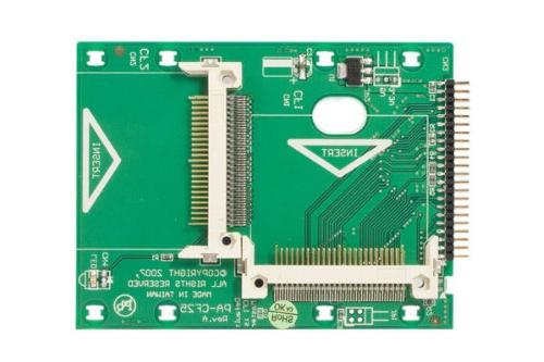 ide dual compact flash ssd