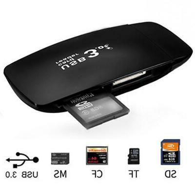 memory card reader 5gbps adapter computer laptop