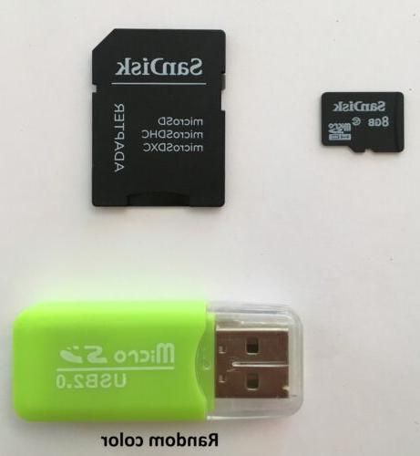 SanDisk Class10 4GB 16GB 32GB for PC Laptop