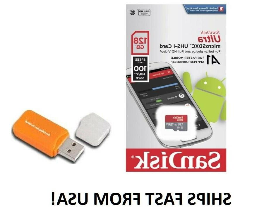 Sandisk Micro SD Ultra 16GB 128GB with WHOLESALE