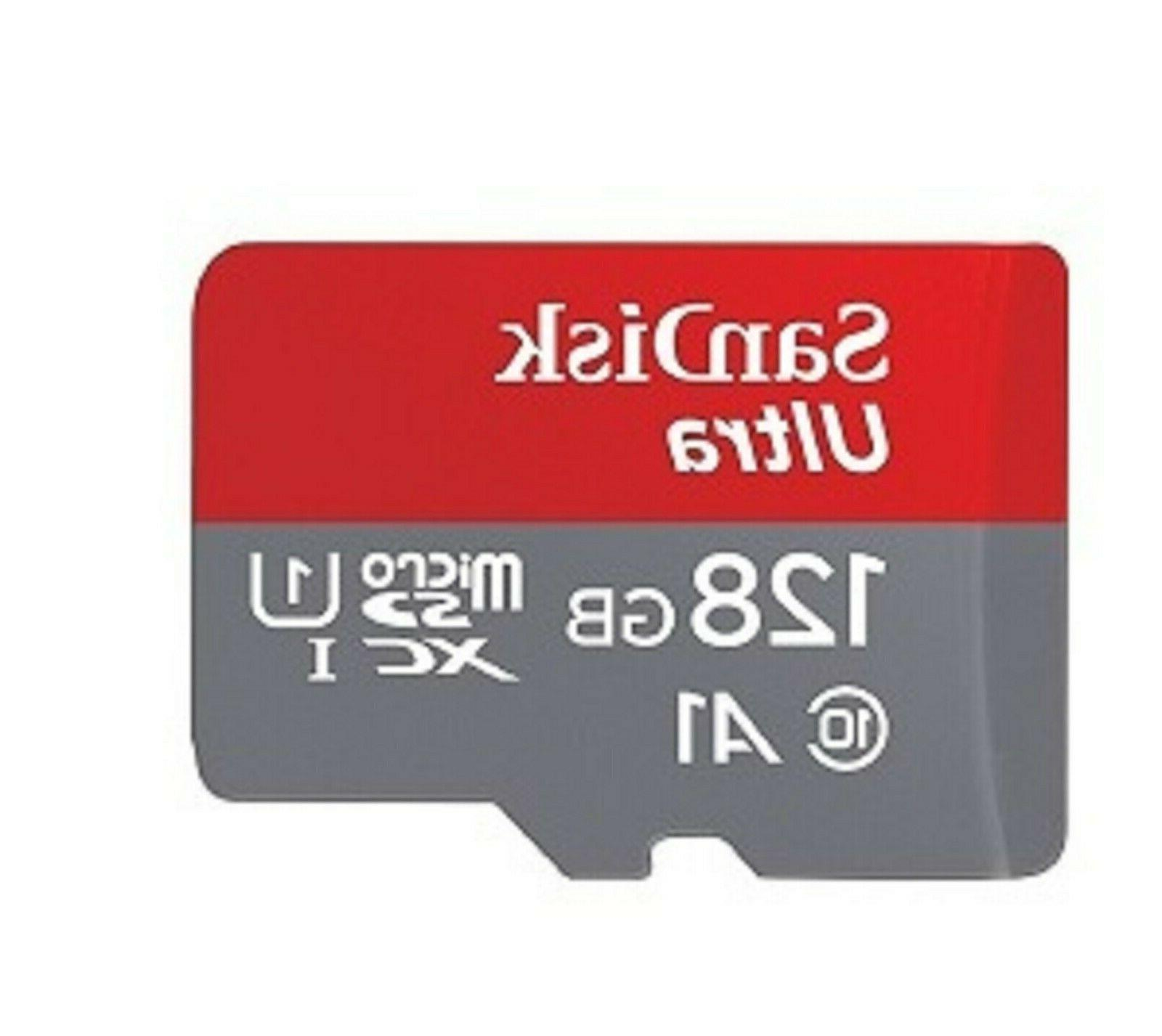Sandisk Card Ultra 32GB 64GB 128GB with Card WHOLESALE lot