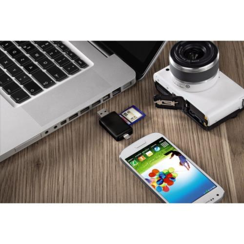 COCOCKA USB to SD/Micro SD Card with 5324940