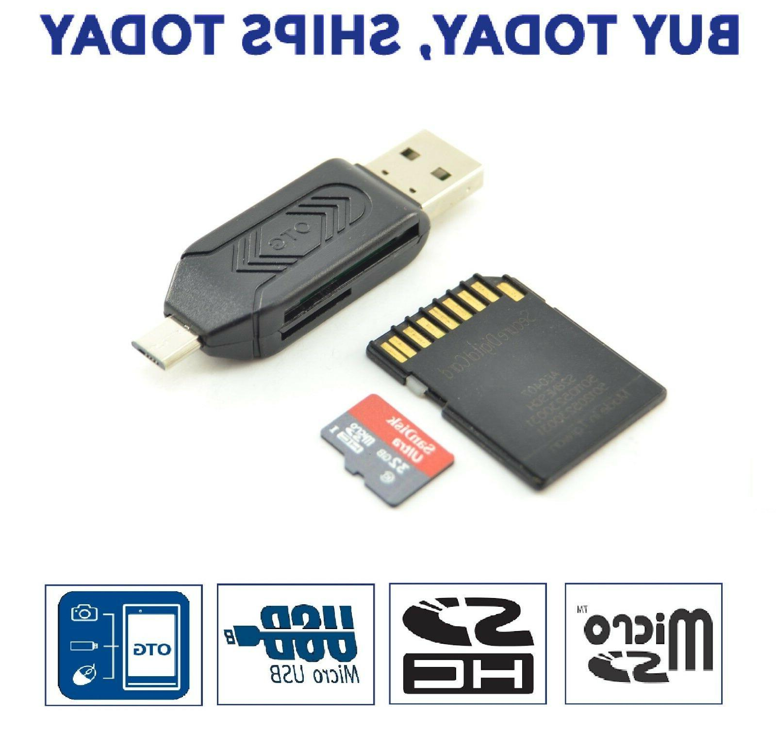 micro usb to usb 2 0 adapter