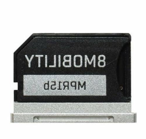 MicroSD Micro Adapter for MacBook Pro Retina 2013-2015