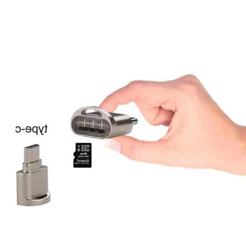 Mini 3.1 Type C TF OTG Adapter for