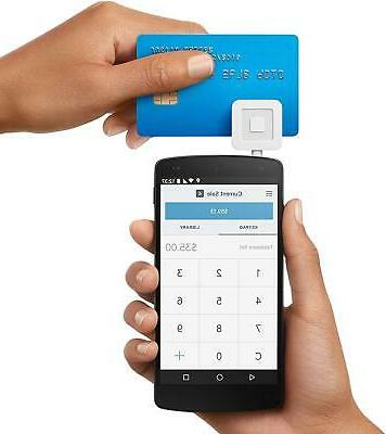Square Mobile Debit Credit Card Reader Smart Phone Android A