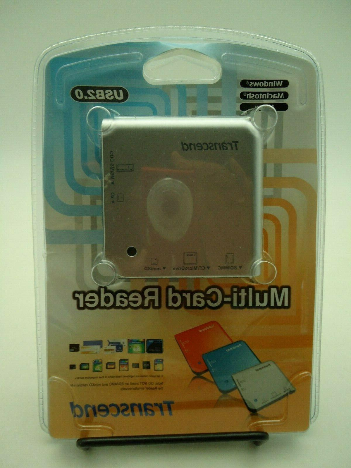 multi card reader ts rd13s electronic new