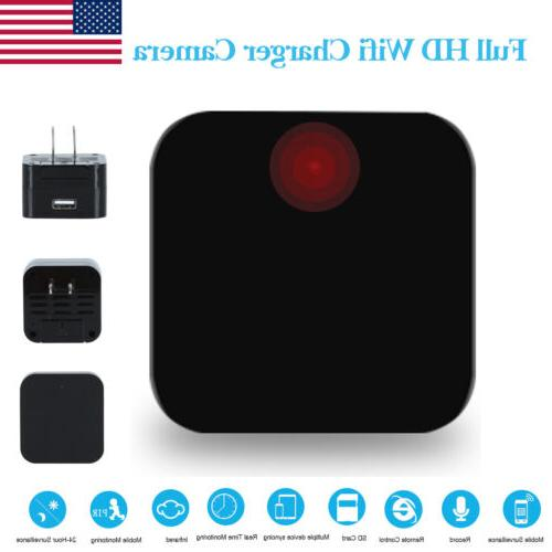 multi functional a8 hd1080p wifi charger camera