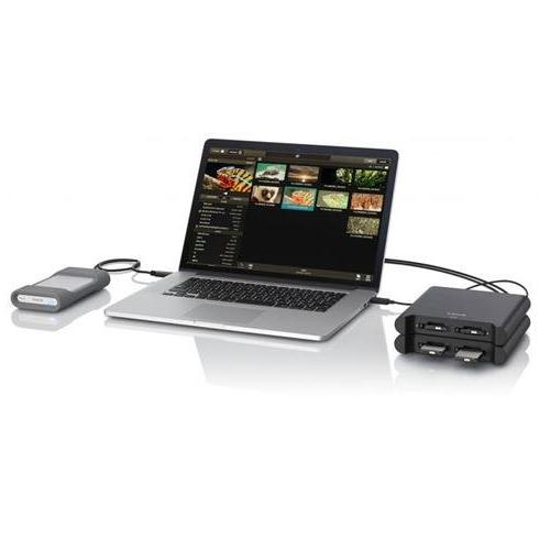 Sony Multi-Slot Card Reader/Writer Mac and