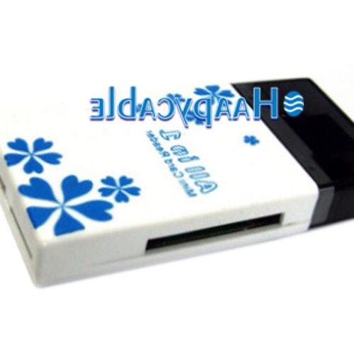 New All One USB Reader Micro TF