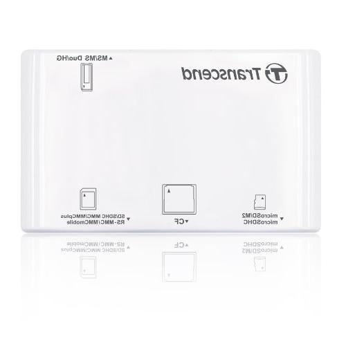 Transcend P8 15-in-1 2.0 Card Reader