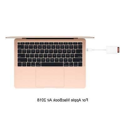 Card Camera for Apple For Macbook Pro White