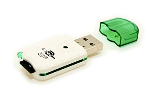 New Portable Adapter Micro SDHC Memory Card Drive