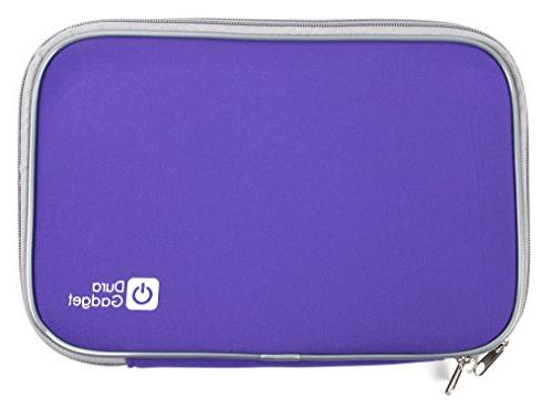 purple water repellent neoprene sleeve