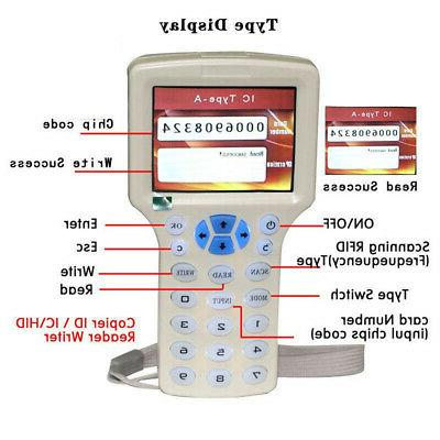 RFID NFC Card Reader Frequency