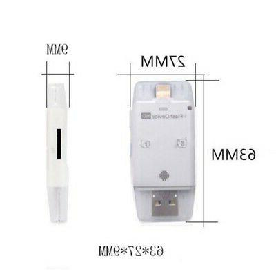 S / TF Card Adapter USB/USB for IOS iPhone