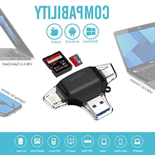 SD Card card C Memory Card for GALAXY S8 Android Micro USB 3.0