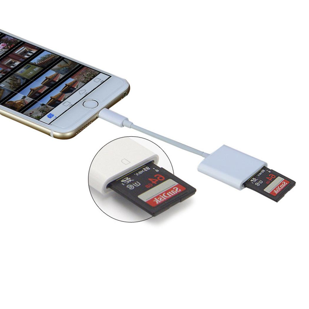 Camera Adapter Cable for iPhone iPad