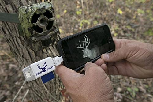 Trail Cam Camera for Android – The Best Fastest SD Card Viewer Memory Card Reader Free