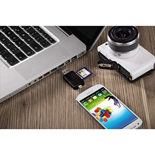 SD/Micro USB USB 2.0 USB USB Male Smartphones/Tablets with
