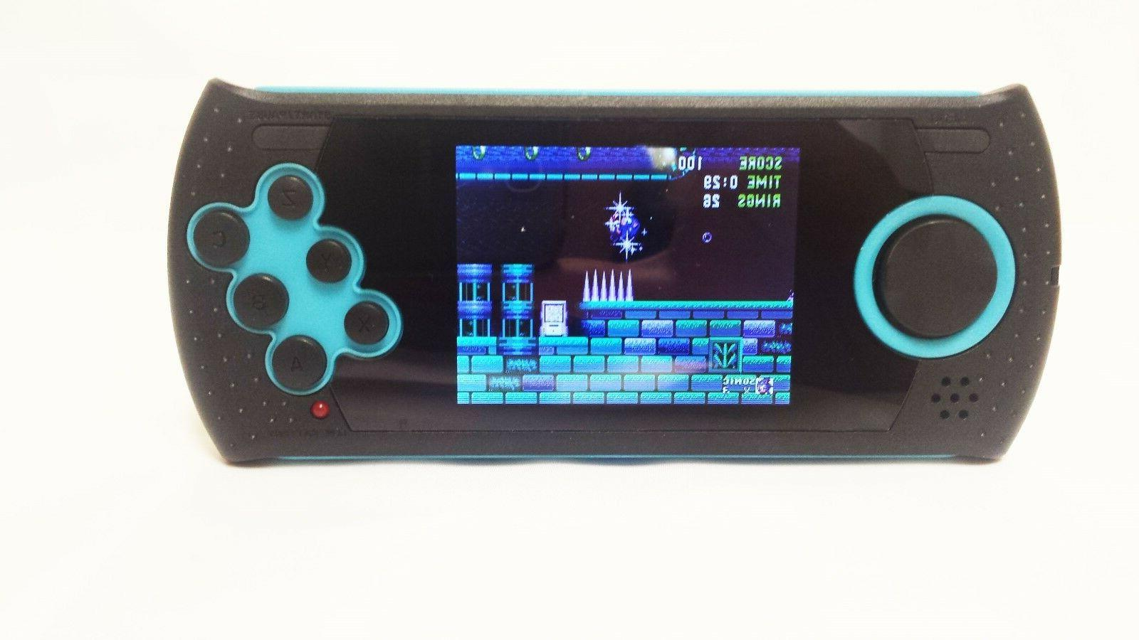 sega portable player with 100x built in